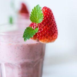 smoothie especial para dietas